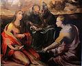 Beccafumi, incoronazione della vergine e santi, 1540 ca, 02.JPG