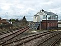 Bedlington North Signal Box - geograph.org.uk - 727371.jpg