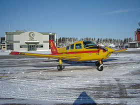 Image illustrative de l'article Beechcraft Musketeer