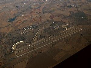 Beja Airbase - Image: Beja AB