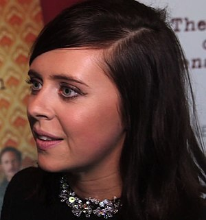 Bel Powley - Bel Powley at premiere of Diary of a Teenage Girl in 2015