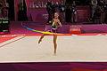 Belarus rhythmic gymnastics team 2012 Summer Olympics 22.jpg