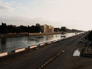 City in Sharqia Governorate, Egypt