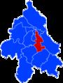 Belgrade Municipalities Voždovac.png