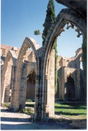 Bellapais - Image: Bellapais abbey 01