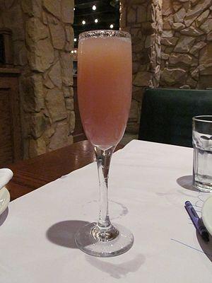 Bellini (cocktail) - Bellini Cipriani
