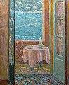 Bemberg Fondation - La Table de la mer, Villefranche-sur-Mer 1920 - Henri Le sidaner 61.4x50.2.jpg