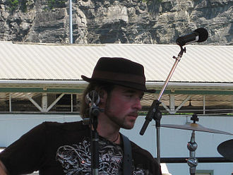 Yonder Mountain String Band - Ben Kaufmann at DelFest, 2010