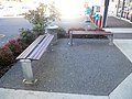 Bench in Upper Hutt (4817326939).jpg
