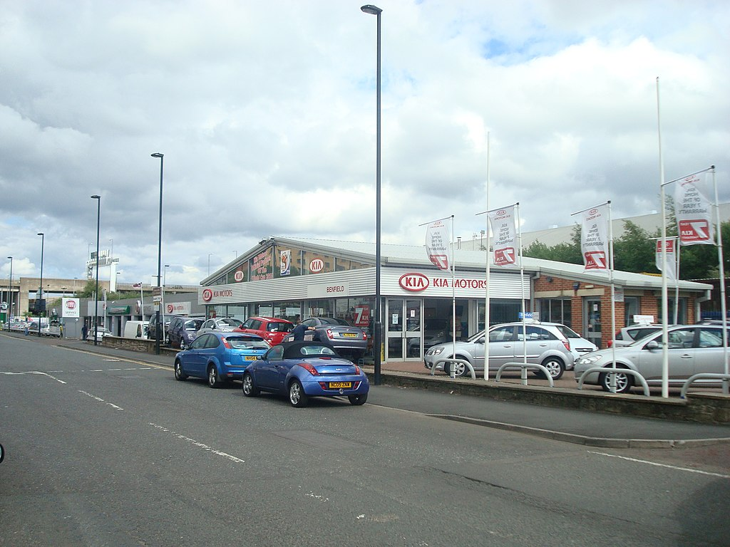 File benfield kia car dealership newcastle upon tyne Kia motor dealers