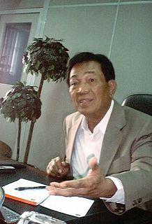 Benjamin Abalos Filipino politician