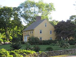Benjamin Cole House - Benjamin Cole House