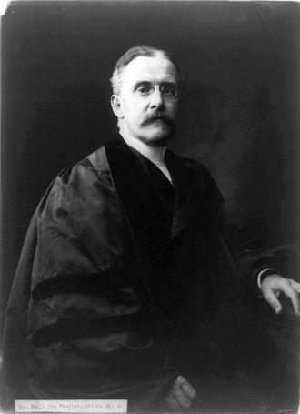 Benjamin Ide Wheeler - Benjamin Ide Wheeler, 1899