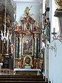 Benningen Pfarrkirche Seitenaltar rechts Josephsaltar.jpg