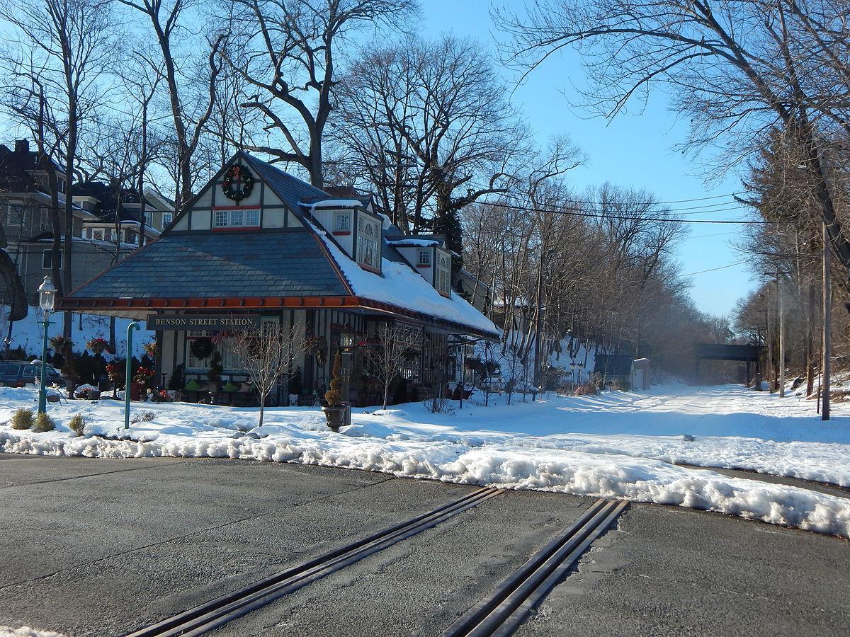 Benson Street Station Wikipedia