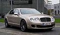 Bentley Continental Flying Spur Speed – Frontansicht (1), 5. April 2012, Düsseldorf.jpg