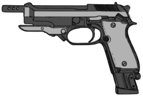 Image illustrative de l'article Beretta 93R