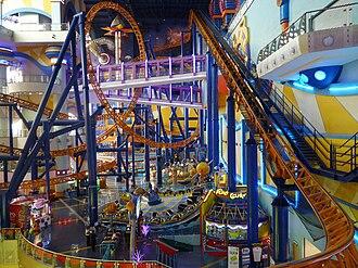 Berjaya Times Square - Image: Berjaya Times Square theme park