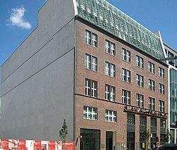 Berlin, Mitte, Zimmerstraße, Alfandary-Haus 01.jpg