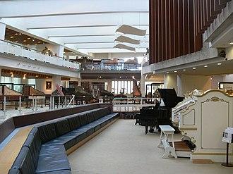 Berlin Musical Instrument Museum - Interior