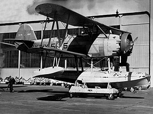 Berliner-Joyce OJ - OJ-2 at NAS San Diego
