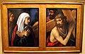 Bernardino luini, dittico con mater dolorosa e andata al calvario, 1520-30 ca. 01.JPG