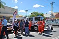 Berrigan NSW Police 150th Anniversary SES Truck 001.JPG