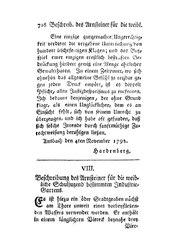 Beschreibung des Arnsteiner für die weibliche Schuljugend bestimmten Industrie-Gartens, S. 716-719