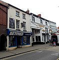 Betfred the bonus king in Oswestry (geograph 4167295).jpg