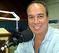Beto Brito comunicador da Radio Globo Brasil.JPG