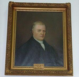 Ohio Constitutional Convention (1802) - Image: Bezaleel Wells 2