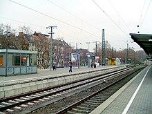 Bahnhof Süd Köln
