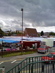 How Many Miles From >> Brownhills - Wikipedia