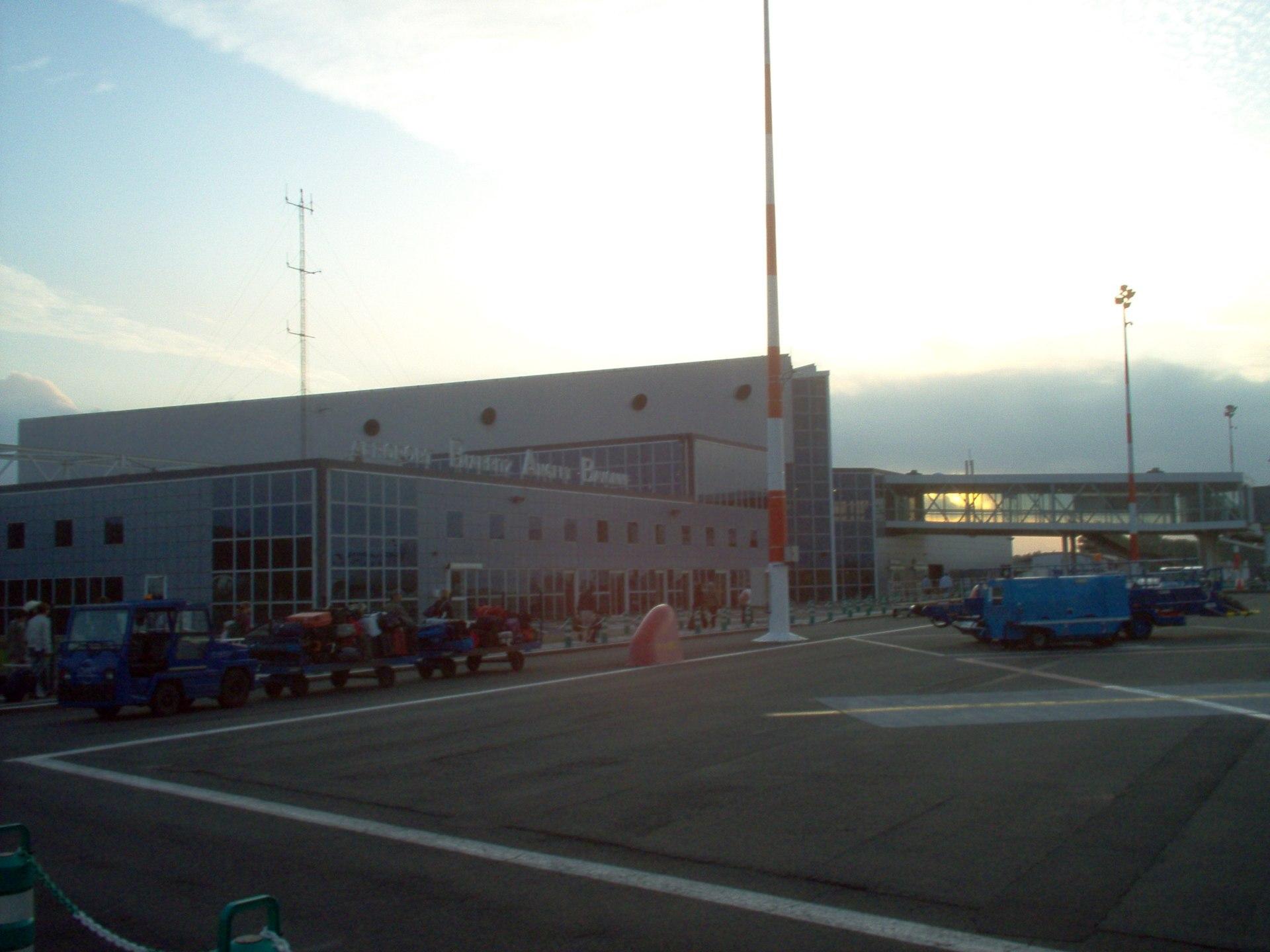 Biarritz Pays Basque Airport - Wikipedia