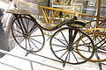 Bicycle, probably from Germany, c. 1808 AD, TM6990 - Tekniska museet - Stockholm, Sweden - DSC01652.JPG