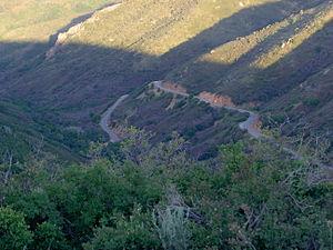 Big Mountain Pass - Image: Big Mountain Pass