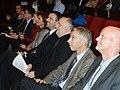 Bill E. Moeller, Udo Hebel und Stephan Bierling, November 2012.jpg