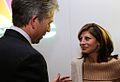 Bill McDermott, co-CEO of SAP AG and Maria Bartiromo, CNBC anchor (8415175866).jpg
