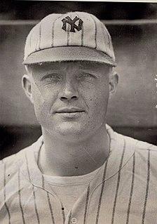 Bill Piercy American baseball player