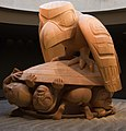 "Bill Reid, ""The Raven and the First Men"", Museum of Anthropology, University of British Columbia (UBC) (2288795049).jpg"