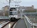 Binnenkomende metro Den Haag CS.jpg