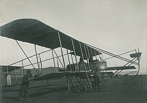 Farman MF.7 - MF.7 Longhorn, at Preveza in 1912