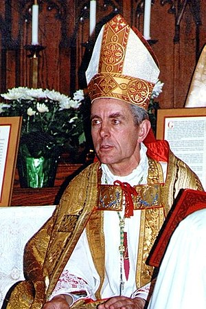 Richard Williamson (bishop) - Richard Williamson (1991)