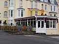 Bistro, No. 1, St. James's Place, Ilfracombe. - geograph.org.uk - 1278556.jpg