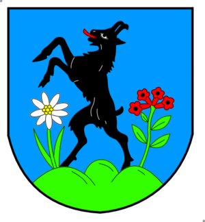 Bitsch, Switzerland - Image: Bitsch