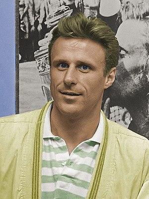 Björn Borg - Image: Björn Borg (1987) color