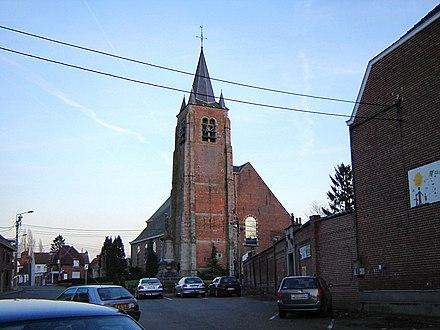 kathedrale von tournai