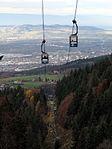 Blick von der Schauinslandbahn über Freiburg zum Kaiserstuhl 3.jpg