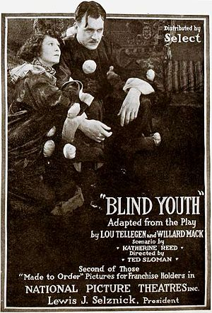 Blind Youth - Advertisement