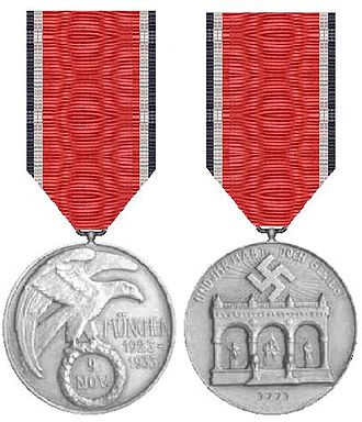 Blood Order - The Blood Order medal